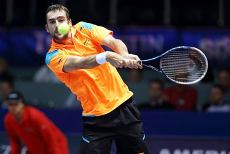 Marin Cilic in yet another quarterfinal Zagreb Indoors