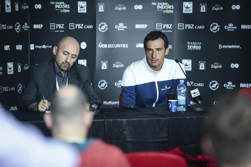 Dodig: My goal is to be in Top 50 again Zagreb Indoors