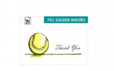 Thank you! Zagreb Indoors