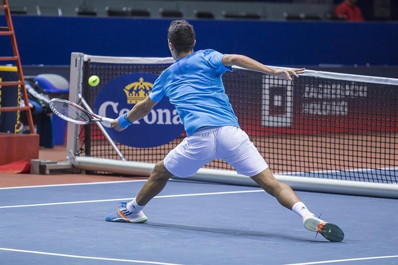 Kuznetsov, Berrer and Fischer cruised to the last qualifying round Zagreb Indoors